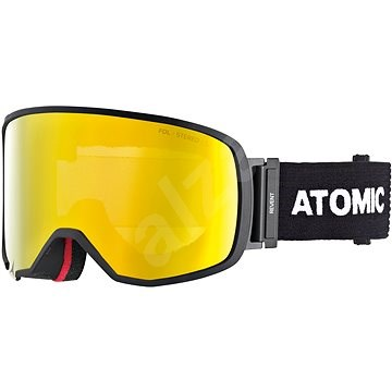 Atomic Revent L Fdl Stereo Otg Black - Lyžiarske okuliare  4d26eb3f4f2