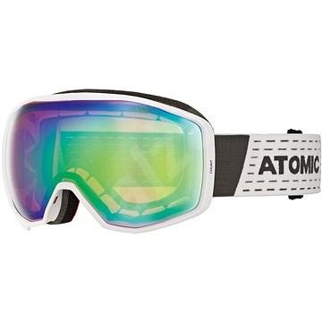 Atomic Count Stereo White - Lyžiarske okuliare  4c1edd96ec0
