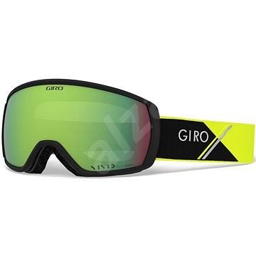 GIRO Balance Highlight Yellow Sport Tech Vivid Emerald - Lyžiarske okuliare   dbc2921e513