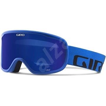 GIRO Cruz Blue Wordmark Grey Cobalt - Lyžiarske okuliare  8692994bdc3