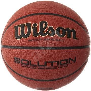 23fb9a5dea6e4 Wilson Solution FIBA Basketball - Basketbalová lopta | Alza.sk