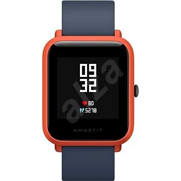 7ca4eb33a7c Xiaomi Amazfit Bip Cinnabar Red - Smart hodinky