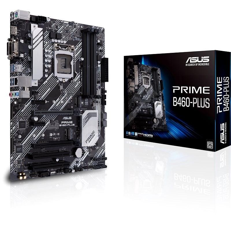 ASUS PRIME B460-PLUS - Základná doska