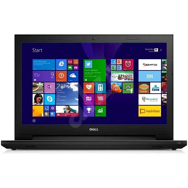 Dell Inspiron 15 (3000) čierny - Notebook