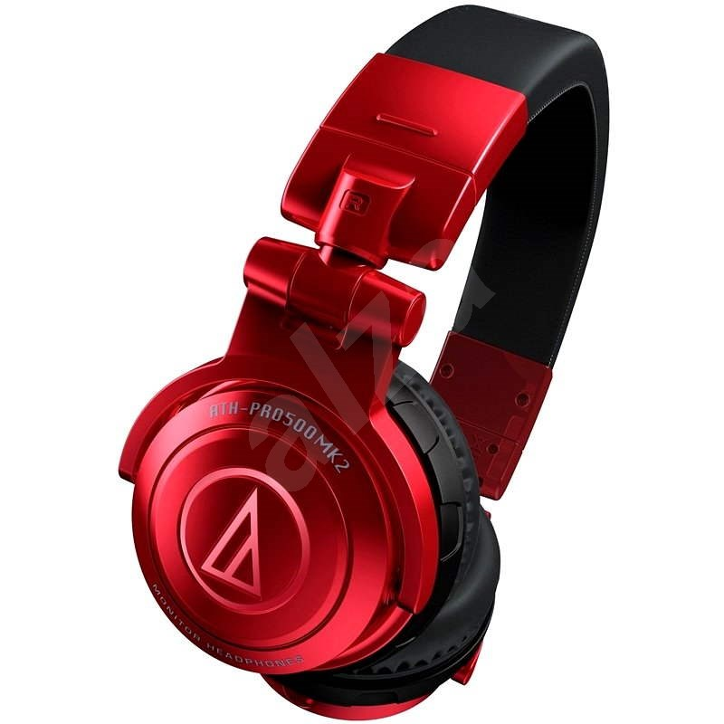 Audio-Technica ATH-PR500MK2 RD - Slúchadlá