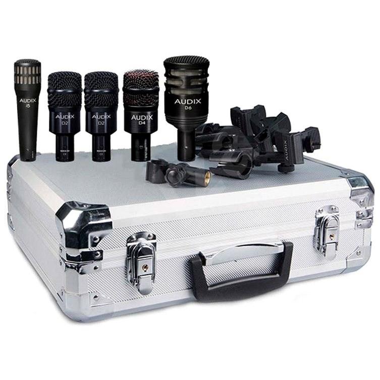 AUDIX DP5-A - Mikrofóny na bicie
