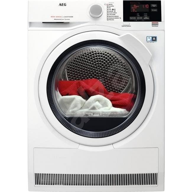 AEG AbsoluteCare T8DBG48WC - Sušička prádla
