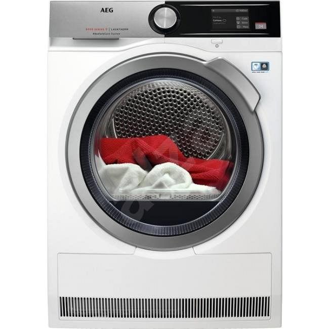 AEG AbsoluteCare T8DEA68S - Sušička prádla