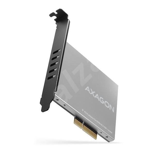 AXAGON PCEM2-NC - Adaptér
