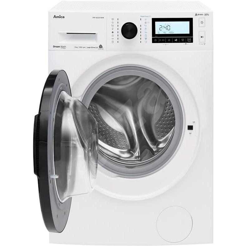 AMICA PPF 82233 BSW - Parná práčka