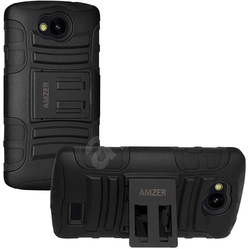 Amzer Hybrid Kickstand Case - Ochranný kryt