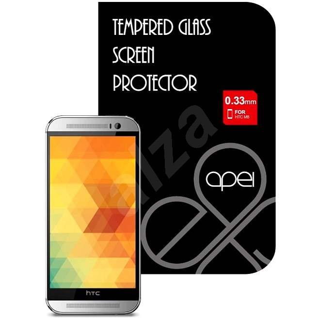 Apei Glass Protector pre HTC M8 - Ochranné sklo