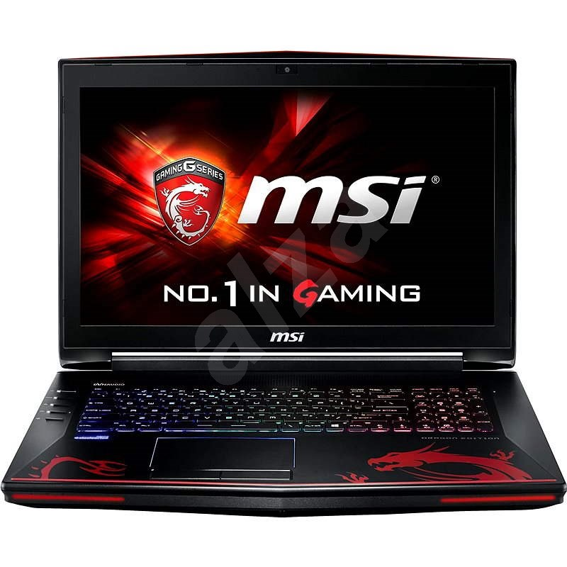 MSI Gaming GT72 2QE(Dominator Pro Dragon Edition)-1648FR - Notebook