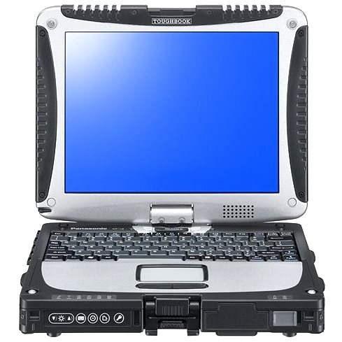 Panasonic Toughbook 19 - Notebook