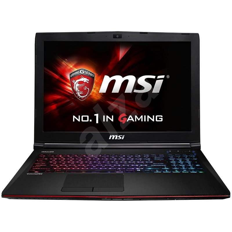 MSI Gaming GE62 2QD(Apache Pro)-028XPL - Notebook