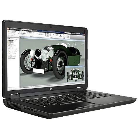 HP ZBook 17 G2 - Notebook