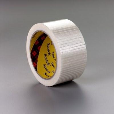 3M™ Scotch® podélně i příčně vyztužená balicí páska, 8959, 25 mm x 50 m - Páska