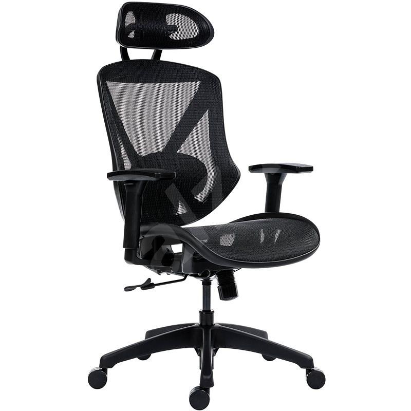 ANTARES Scope čierna - Kancelárska stolička