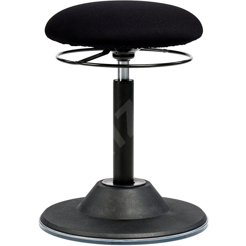 ANTARES Hola čierny - Balančná stolička