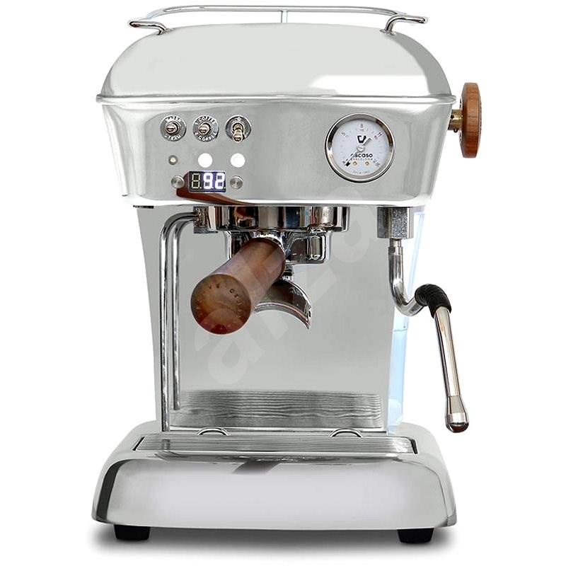 Ascaso Dream PID, leštený hliník - Pákový kávovar