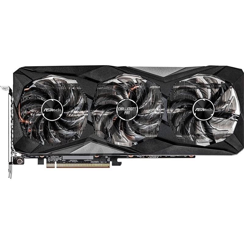 ASROCK Radeon RX 6700 XT Challenger Pro 12 GB OC - Grafická karta