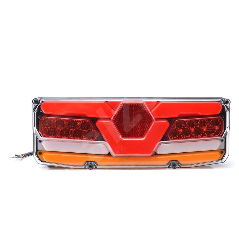 WAS Združené svetlo LED, W171 DD – Pravé - Svetlo na vozík