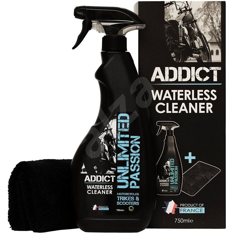 ADDICT čistiaci a ochranný prípravok v rozpračovači 750 ml + utierka z mikrovlákna - Čistič