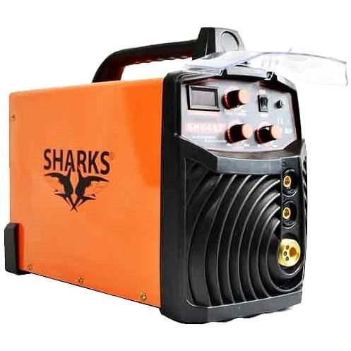 Zvárací invertor SHARKS 250-Y10 MIG/MMA IGBT - Zváračka