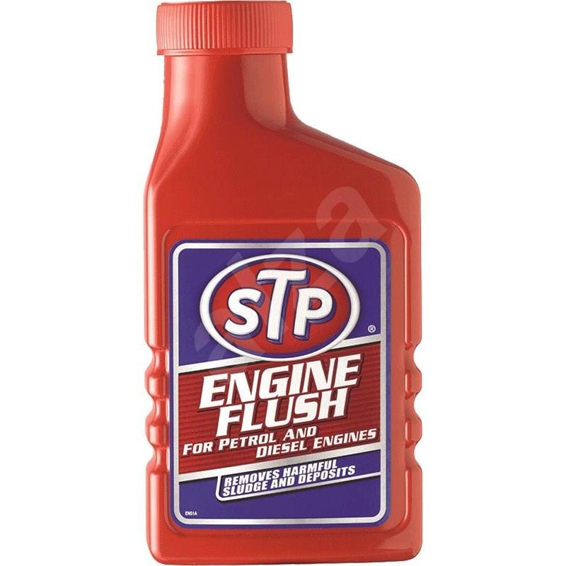 STP Prípravok čistenie motora 450 ml - Aditívum