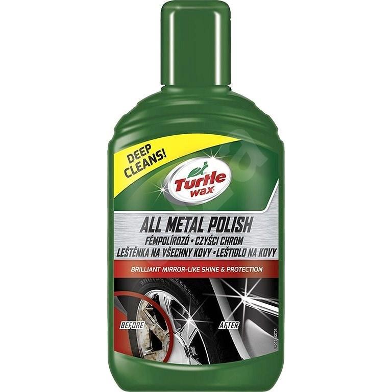 Turtle Wax GL Leštenka na všetky kovy – 300 ml - Leštenka na auto