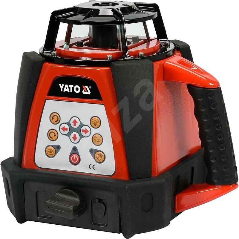 YATO Krížový laser samonivelačný akumulátorový - Krížový laser