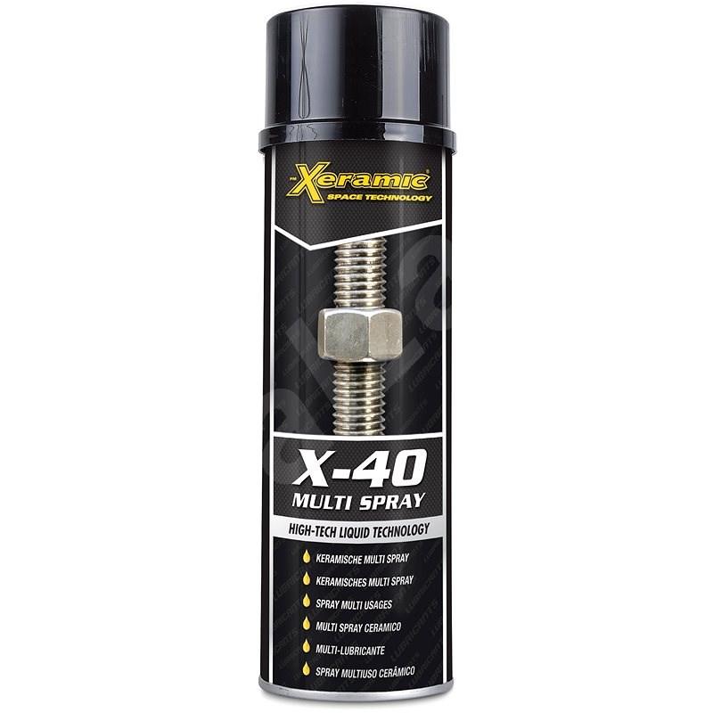 Xeramic X40 Ceramic Multi Spray 500 - Mazivo