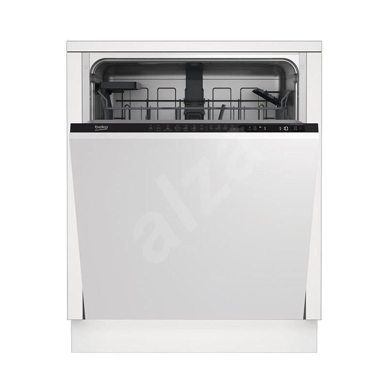BEKO DIN 26410 - Vstavaná umývačka riadu