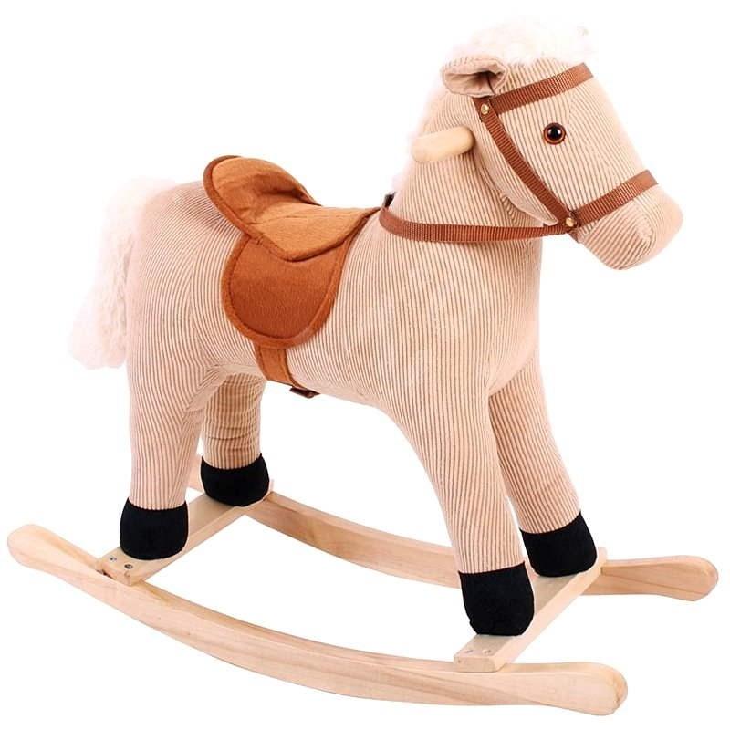 Drevený hojdací kôň - Hojdačka