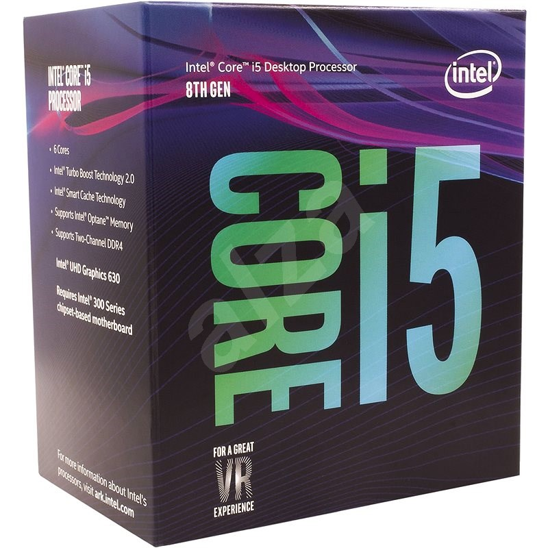 Intel Core i5-8400 - Procesor