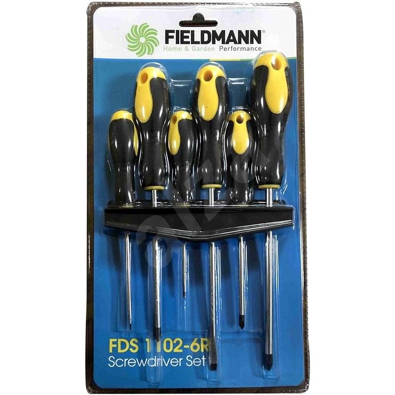 FIELDMANN FDS 1102-6R - Sada skrutkovačov