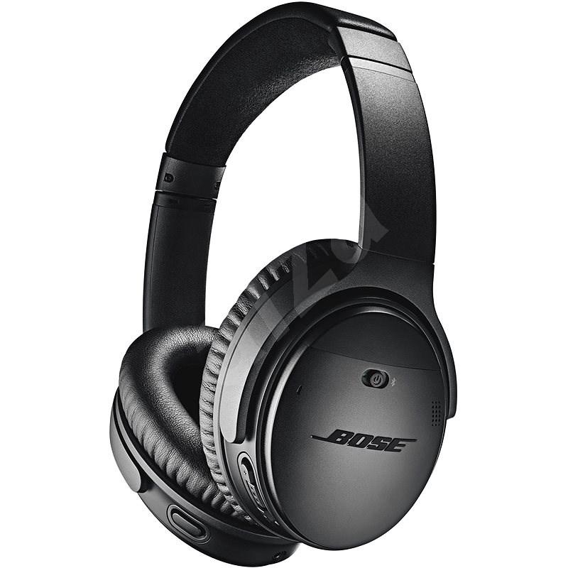 Bose QuietComfort 35 II čierne - Bezdrôtové slúchadlá