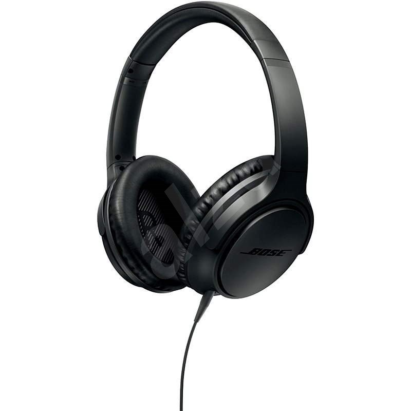 BOSE SoundTrue Around Ear II Samsung and Android Device charcoal black - Slúchadlá