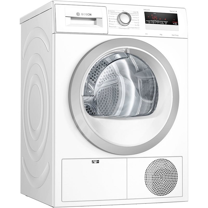 BOSCH WTH85291BY - Sušička prádla