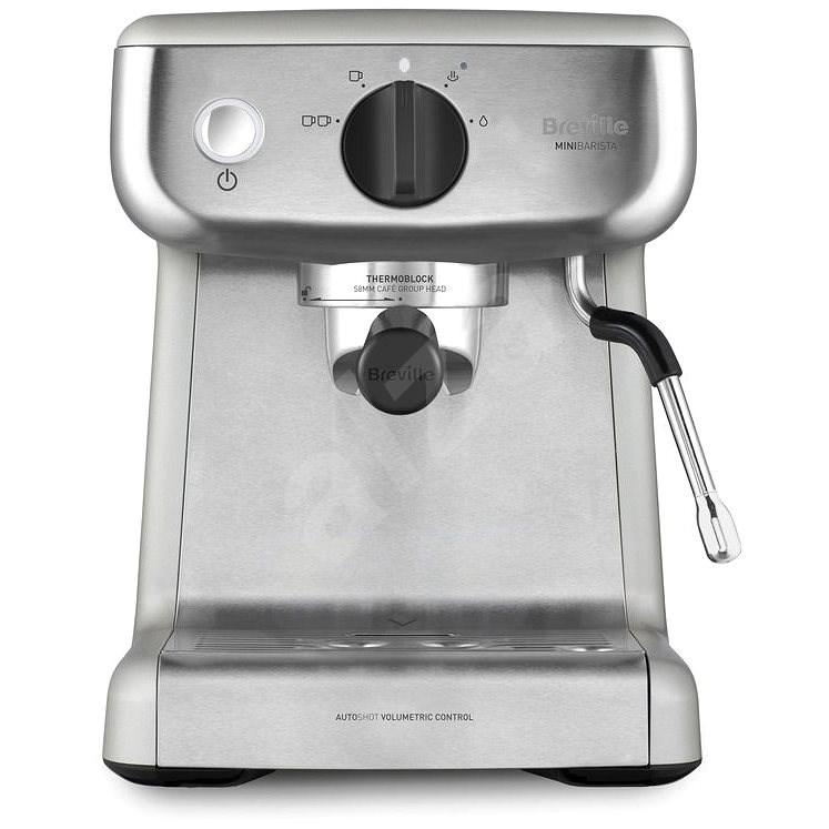 Breville Barista Mini Expresso VCF125X - Pákový kávovar
