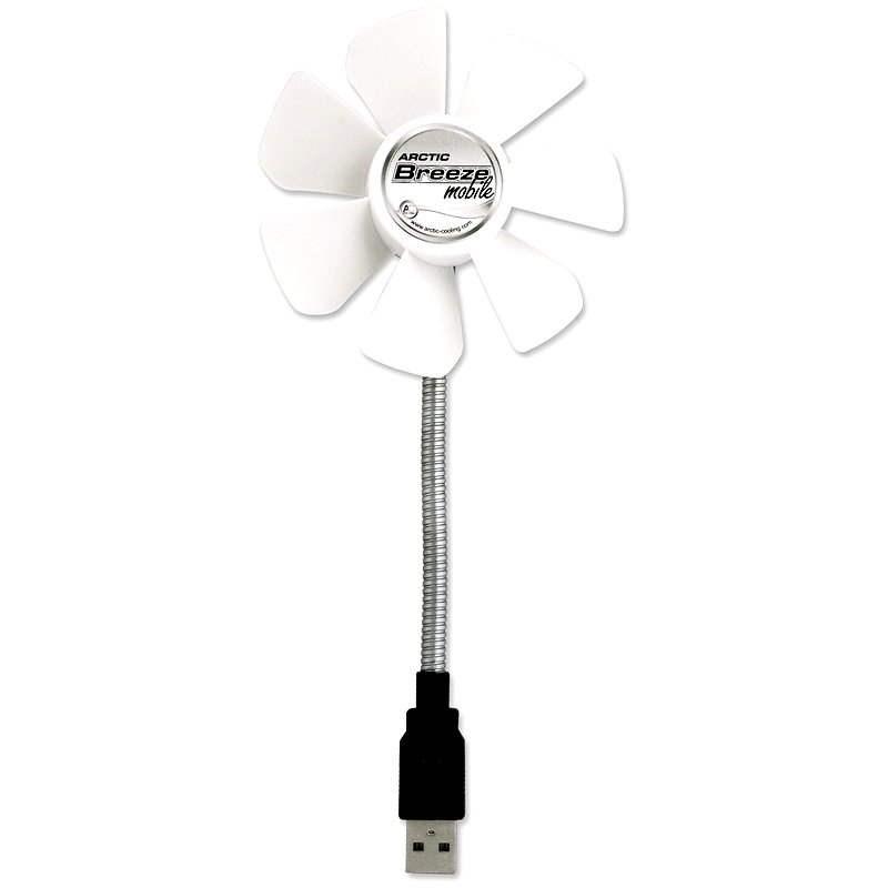 ARCTIC Breeze Mobile - USB ventilátor