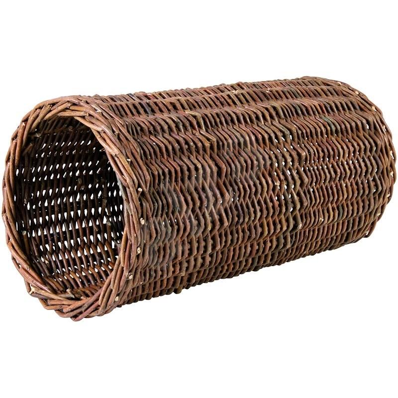 Trixie Tunel prútený pre králika 20 × 38 cm - Preliezka pre hlodavce