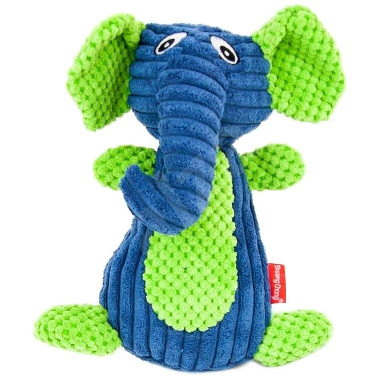 Akinu plyšová hračka pre psy slon - Hračka pre psov