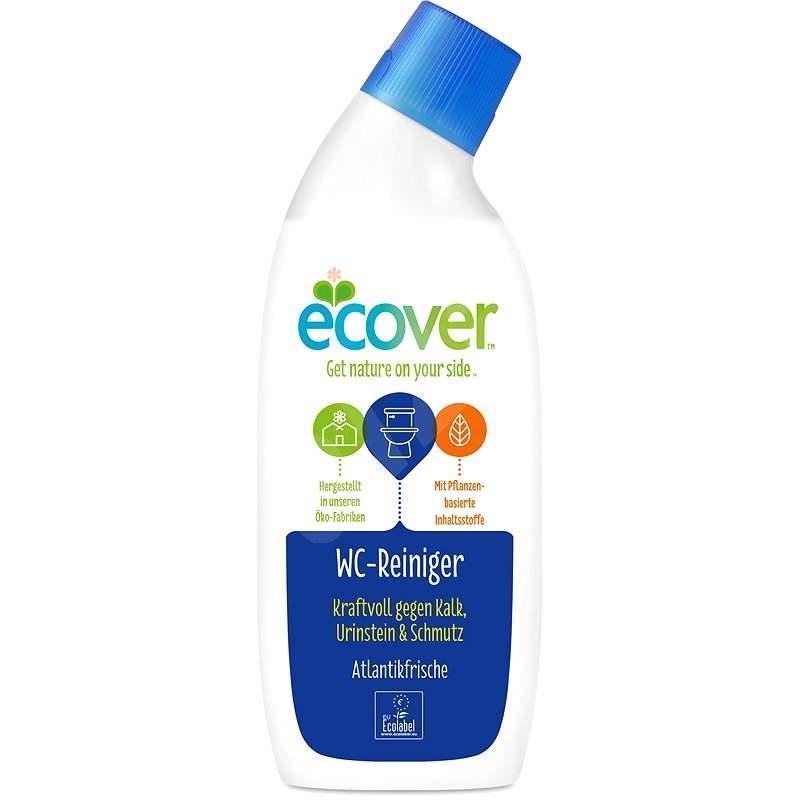 ECOVER WC čistič s vôňou oceánu 750 ml - Eko WC gél