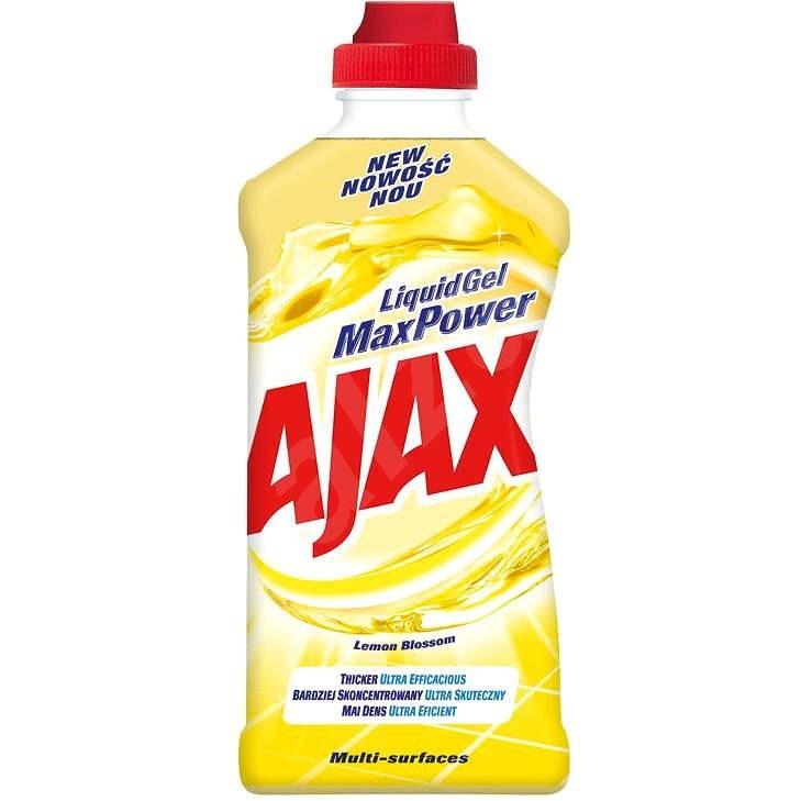 AJAX Max Power Gel Lemon Blossom 750 ml - Čistiaci gél