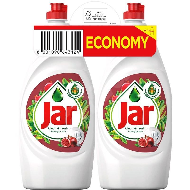 JAR Pomegranate 2× 900 ml - Prostriedok na riad