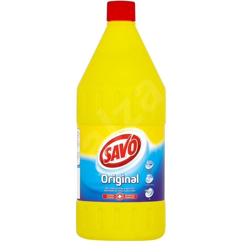 SAVO Original Dezinfekcia 2 l - Dezinfekcia