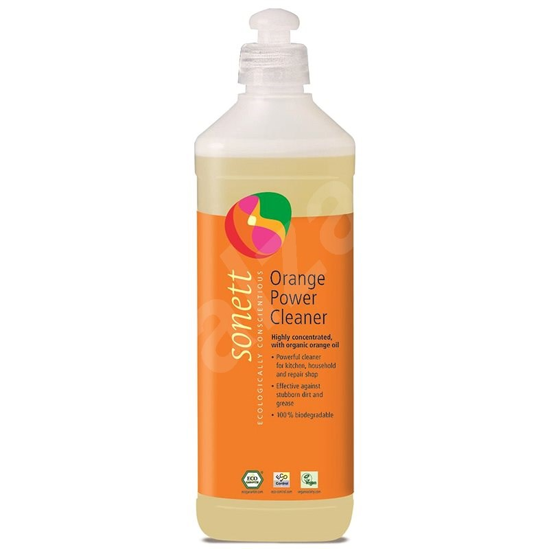 SONETT Pomarančový intenzívny čistič 500 ml - Ekologický čistiaci prostriedok