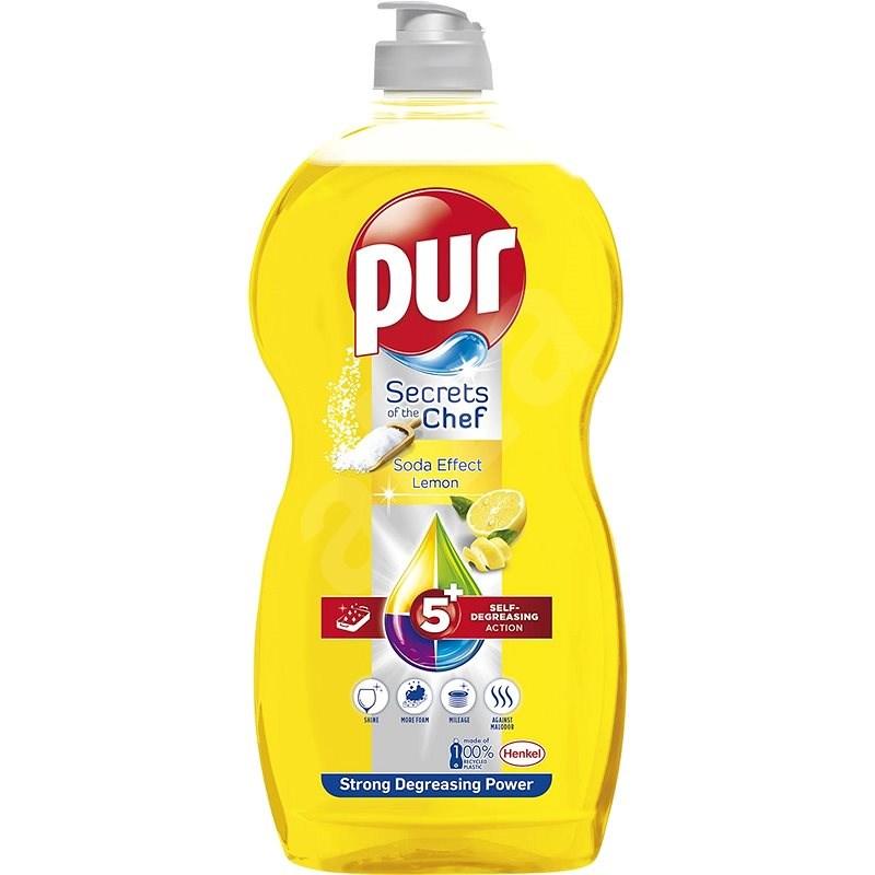 PUR Lemon 1,2 l - Prostriedok na riad