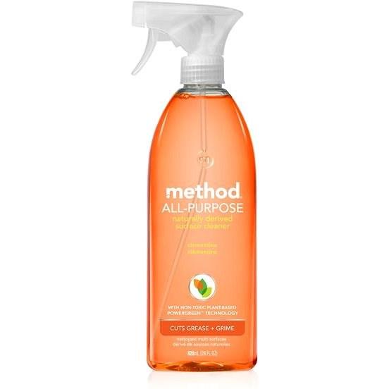 METHOD na kuchyne klementínka 828 ml - Ekologický čistiaci prostriedok